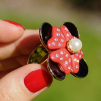 Mein Minnie Mawi by Disney Couture Ring 1