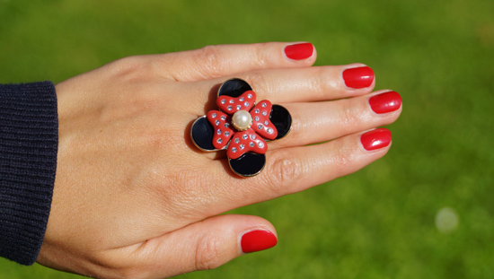 Mein Minnie Mawi by Disney Couture Ring 2