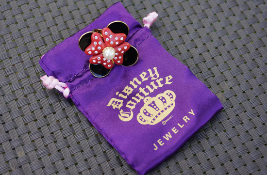 Mein Minnie Mawi by Disney Couture Ring