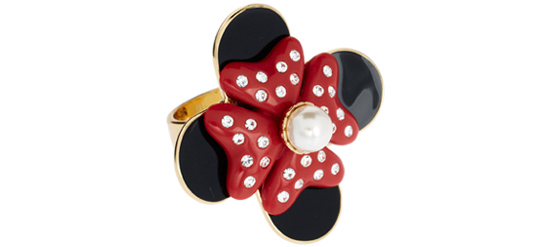 Minnie Mawi by Disney Couture Ring