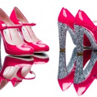 Miu Miu Glitter Mary Jane 5