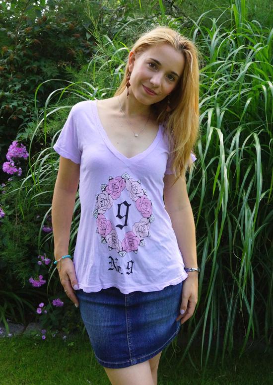 No. 9 Shirt WILDFOX