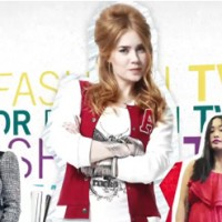 Palina Rojinski im Two for Fashion TV