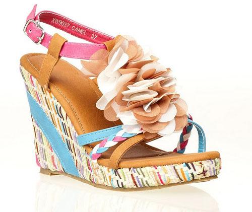 Schuh-Modell Loretta