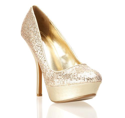 Schuh-Modell Morgandy