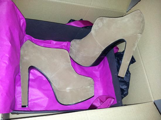 Schuhe von Pink&Pumps