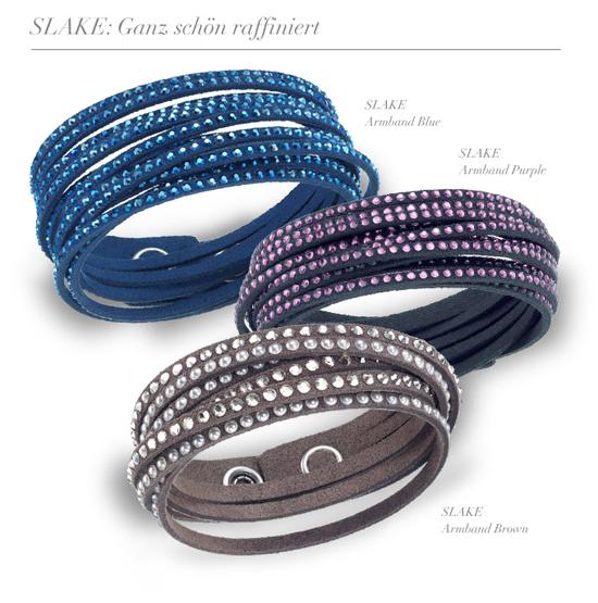 Slake Armband-Linie von Swarovski
