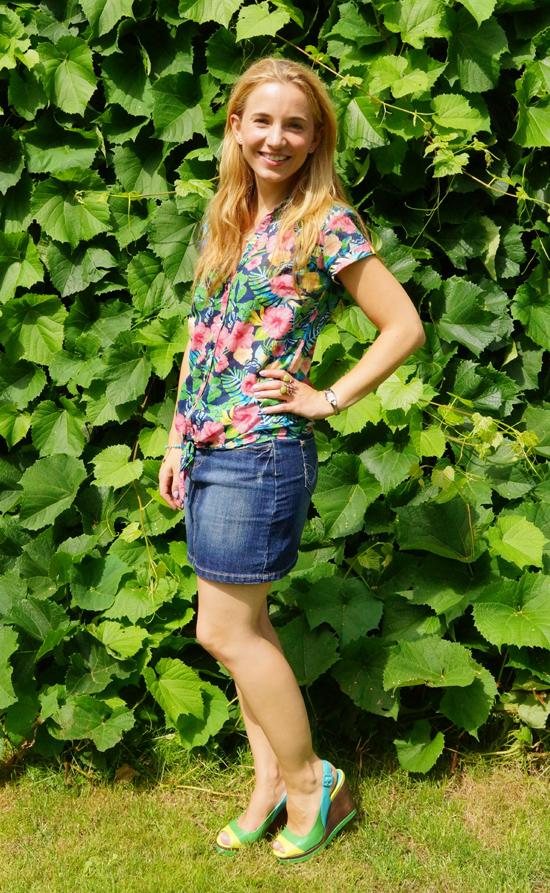 Tropical Shirt 2