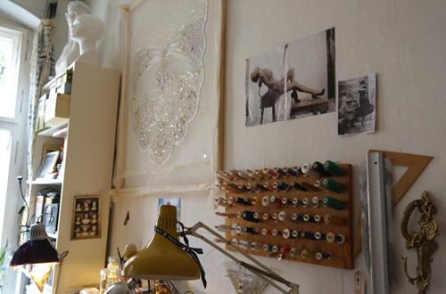 Im Atelier von Simon Barth 2
