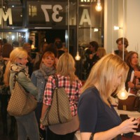 AMORPH Black Store Opening Berlin