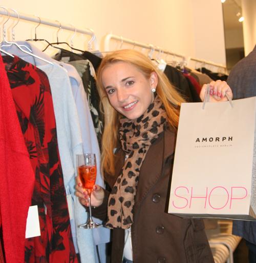 AMORPH Black Store Opening Berlin 6