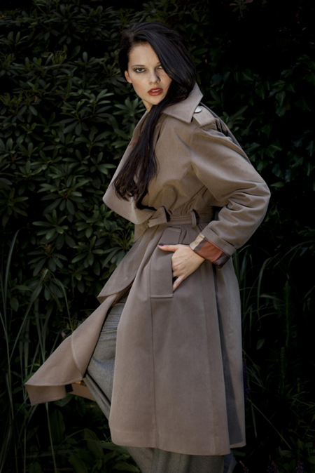 EVA GREEN Trenchcoats 2
