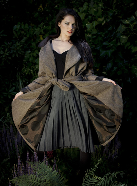 EVA GREEN Trenchcoats 4