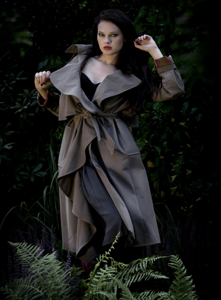 EVA GREEN Trenchcoats 5