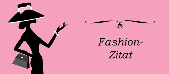 Fashion Mode Zitat Christian Dior