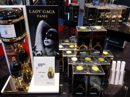 Gaga Parfum Fame exklusiv im Verkauf 1