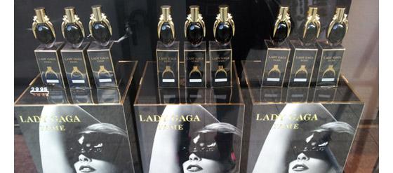 Gaga Parfum Fame exklusiv im Verkauf