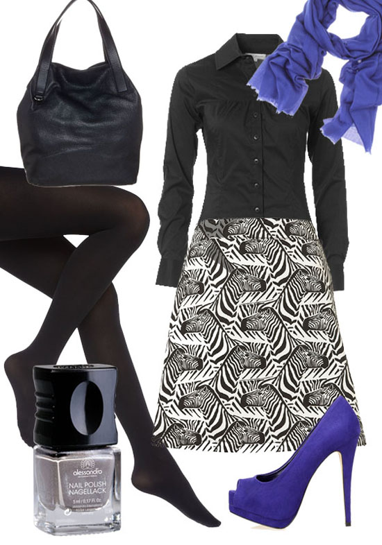 Kombination Outfit Rosalee Schuh ChicChickClub