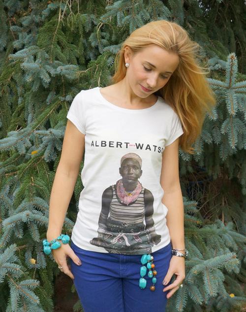 Mein Albert-Watson-T-Shirt 1