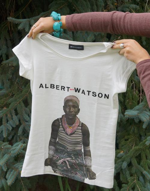 Mein Albert-Watson-T-Shirt 2