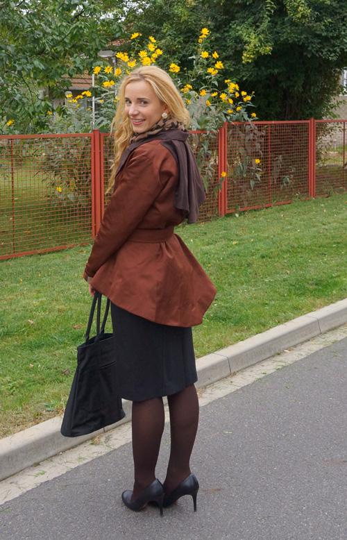 Mein Blazer von EVA GREEN 2
