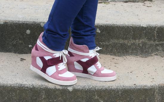 Meine neuen Sneakerwedges von ASH 3
