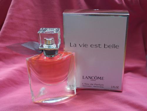 Parfüm Lancome La vie est belle 1