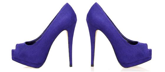 Rosalee Schuhe blau ChicChickClub
