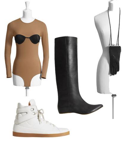 Body Maison Martin Margiela for H&M Kollektion