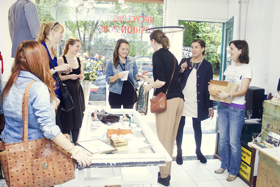 Common Vintage Tauschparty im Upcycling Fashionstore 1