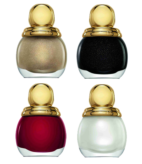"""""""Le Grand Bal"""" - Der Dior X-mas Look 2012"""