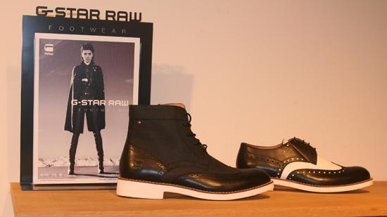 G-Star Raw Footwear Frühjahr Sommer Kollektion 2013 1