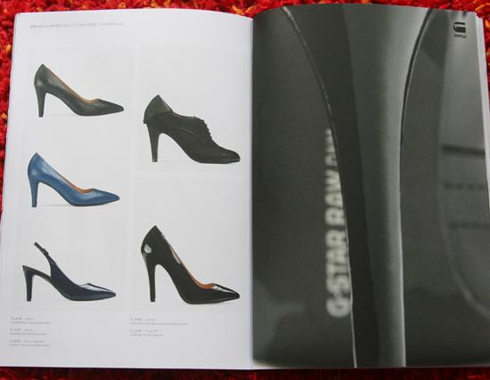 G-Star Raw Footwear Frühjahr Sommer Kollektion 2013 3