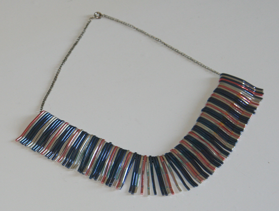Haarklammerkette