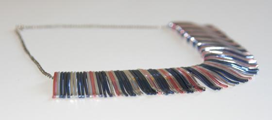 Haarspangenkette