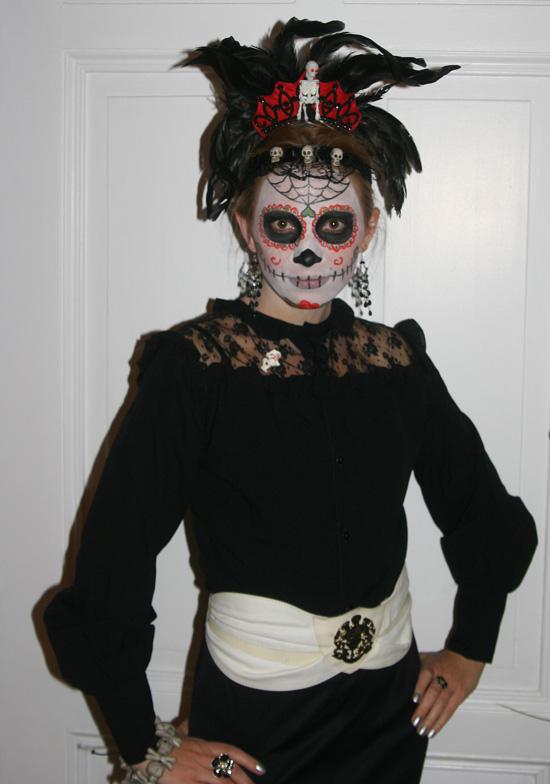 Halloweenparty 2012 1