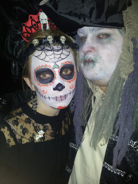 Halloweenparty 2012 2