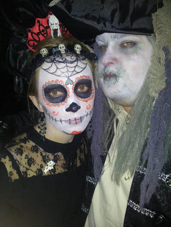 Halloweenparty 2012 2