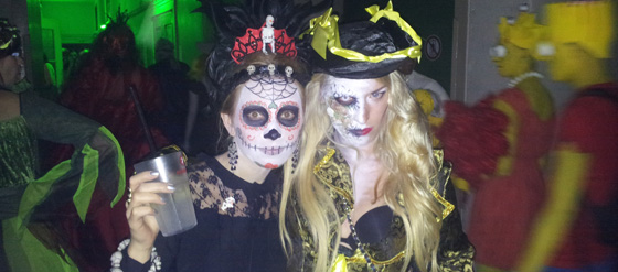 Halloweenparty 2012