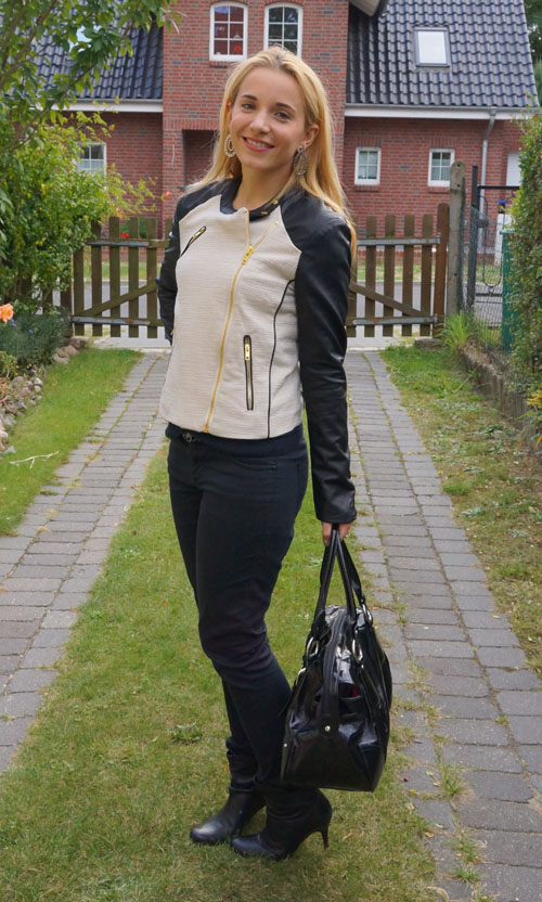 Outfit Mango Jacke 3