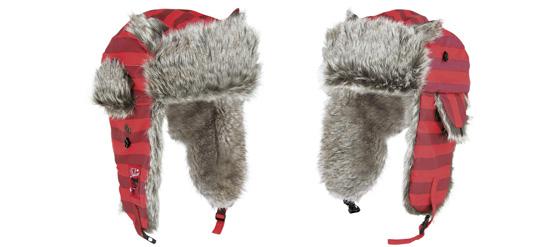 Pussy Deluxe Wintermütze rot