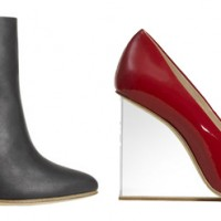 Schuhe Maison Martin Margiela for H&M Kollektion