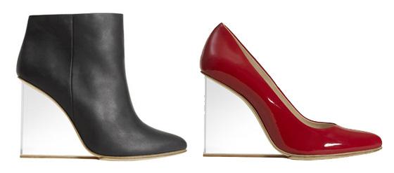Schuhe Maison Martin Margiela for H&M Kollektion