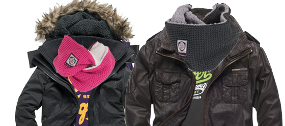 Superdry Herbstoutfit 2012