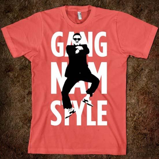 GANGNAM STYLE T-Shirt 1