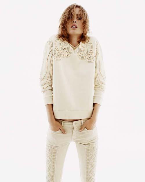 Lookbook H&M Damenkollektion Spring Summer 2013 11
