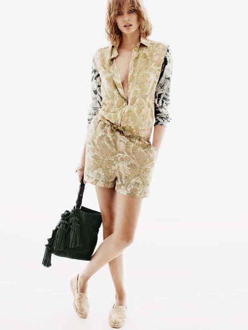 Lookbook H&M Damenkollektion Spring Summer 2013 15