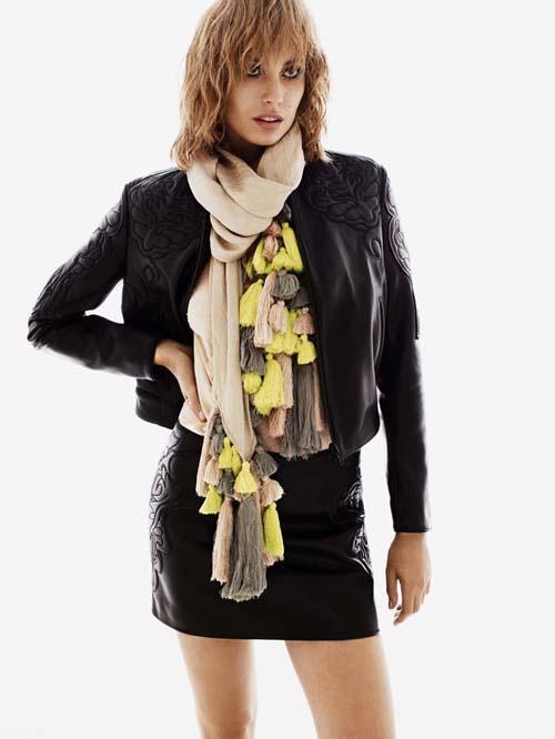 Lookbook H&M Damenkollektion Spring Summer 2013 16