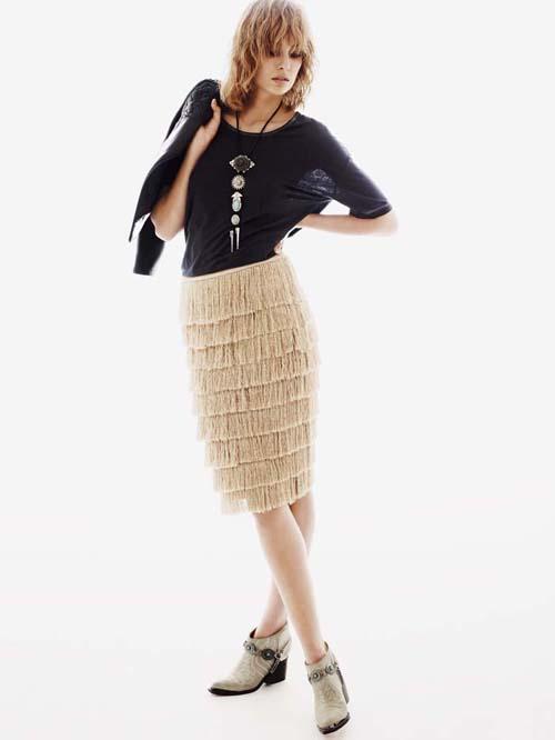Lookbook H&M Damenkollektion Spring Summer 2013 2