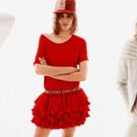 Lookbook H&M Damenkollektion Spring Summer 2013